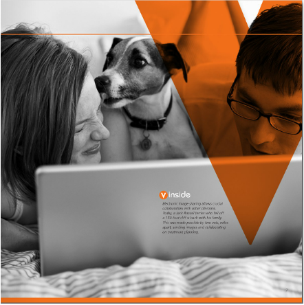 An Inside Look: A magazine for veterinarians from Carestream about radiology trends.