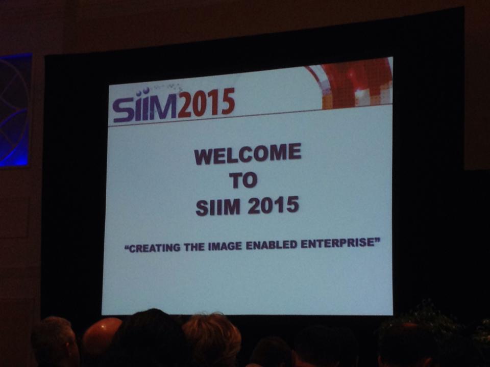 SIIM 2015 Keynote
