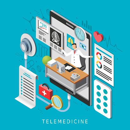 Image of telemedicine