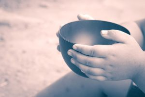 image of empty bowl