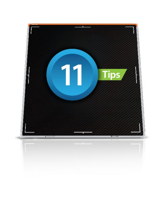 "Image of detector with text ""11 tips"""