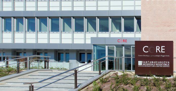 Reggio Emilia hospital