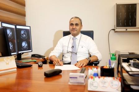 Photo of Dr. Hani Al-Ali