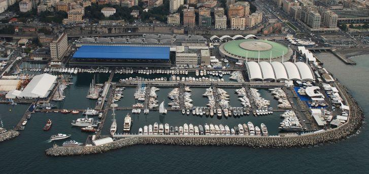 Image of Genoa Congress Area