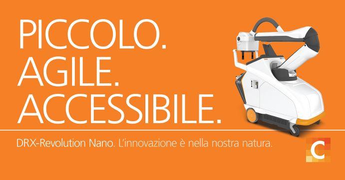 Innovazione di DRX-Revolution nano