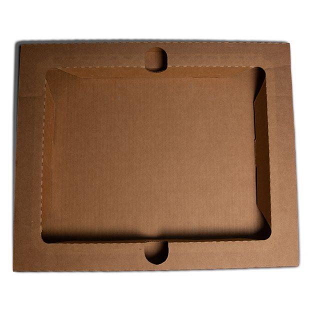 image of corrugated tray