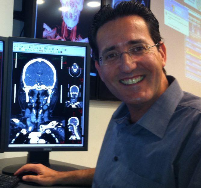 Photo of Dr. Arnon Makori.