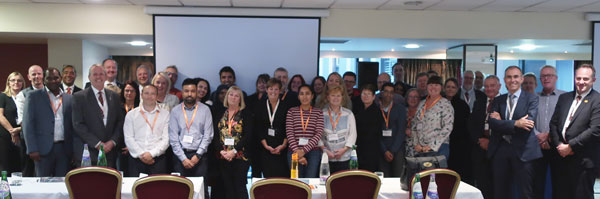 Attendees at the recent Carestream UK & I RIS / PACS / VNA 2018 User Group Meeting