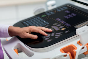 Touch Ultrasound Systems