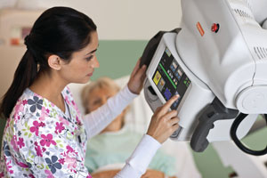 Carestream Mobile X-ray Syatem