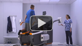 OnSight 3D Extremity System Clinical Video: Weight-bearing Ankle