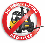 No Heavy Lifting