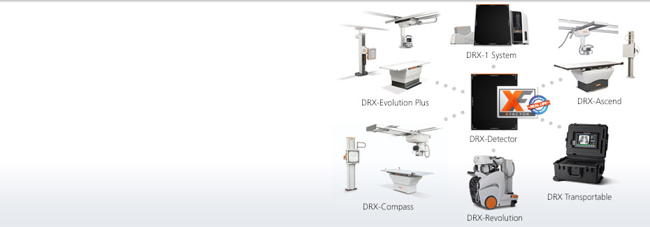 Carestream DRX Family