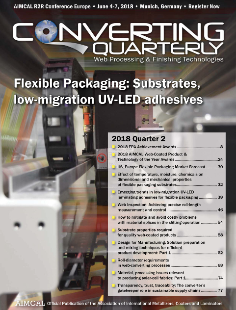 Read Our Converting Quarterly Magazine Article Design For