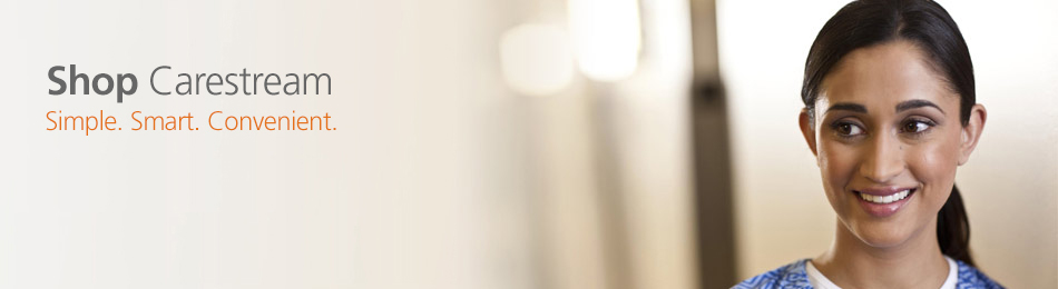 Shop Carestream  Simple.  Smart.  Convenient.